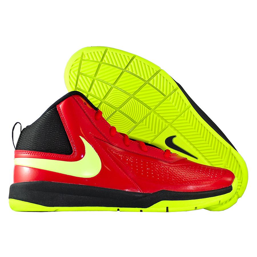 Кроссовки баскетбольные детские Nike Team Hustle D 7 GS