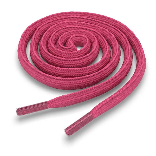 Другие товары Kickz4U.ruШнурки овальные розовые 120 см<br><br>Цвет: Розовый<br>Выберите размер US: 1SIZE