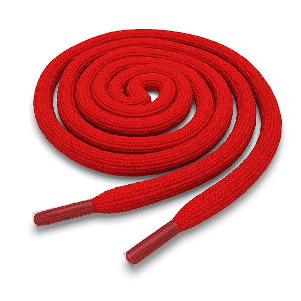 Другие товары Kickz4U.ruШнурки круглые красные 140 см<br><br>Цвет: Красный<br>Выберите размер US: 1SIZE