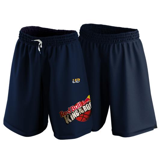 Другие товары UBasketballШорты баскетбольные UB Shorts quot;King Of The Rock 2016quot;<br><br>Цвет: Синий<br>Выберите размер US: L|XL
