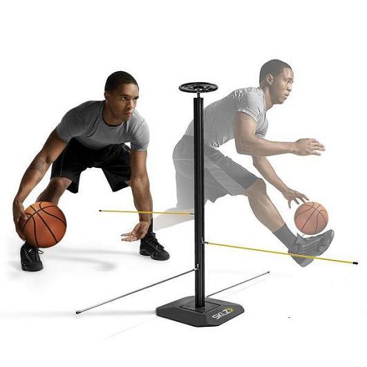 Другие товары SKLZТренажёр для тренировки дриблинга SKLZ Dribble StickУлучшайте маневренность, скорость, технику контроля мяча, при помощи Dribble Stick.<br><br>Цвет: Чёрный<br>Выберите размер US: 1SIZE