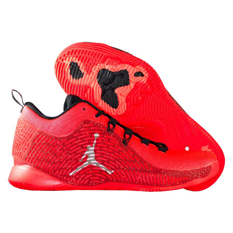 Кроссовки JordanКроссовки баскетбольные Air Jordan CP3.X quot;Infrared 23quot;<br><br>Цвет: Красный<br>Выберите размер US: 9|10|11,5|12|12,5|13|7,5