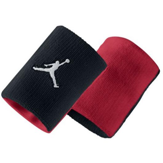 Другие товары JordanНапульсники Air Jordan Jumpman Wristband<br><br>Цвет: Чёрный<br>Выберите размер US: 1SIZE