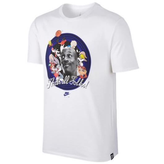 Другие товары JordanФутболка Air Jordan quot;Thatapos;s All Folksquot; T-ShirtФутболка Jordan Brand. Материал 100% хлопок<br><br>Цвет: Белый<br>Выберите размер US: XL