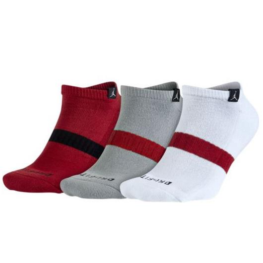 Другие товары JordanНоски Air Jordan Dri-FIT No-Show Sock<br><br>Цвет: Мульти<br>Выберите размер US: M|XL