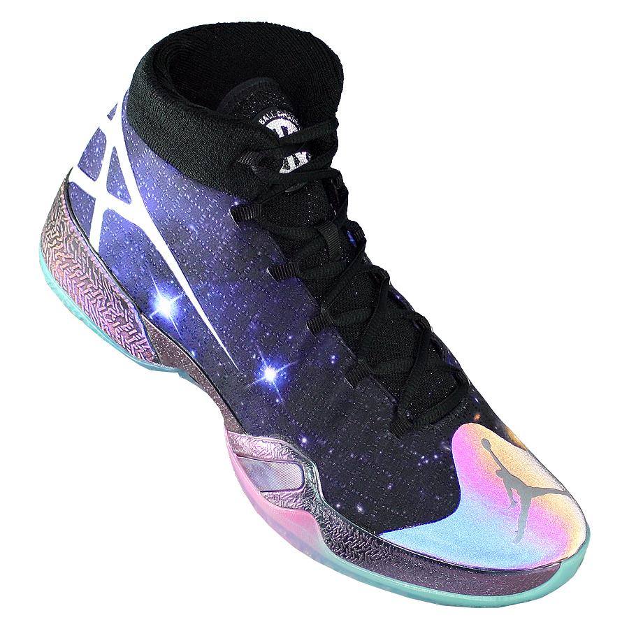 27b30f520349 ... Купить Кроссовки баскетбольные Air Jordan 30 (XXX) Cosmos Quai 54-2 ...