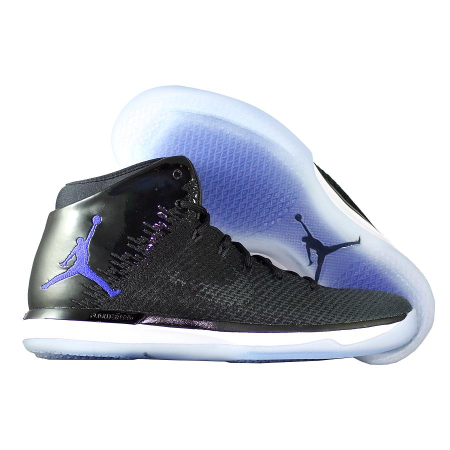Кроссовки JordanКроссовки баскетбольные Air Jordan 31 (XXX1) quot;Space Jamquot;<br><br>Цвет: Чёрный<br>Выберите размер US: 13