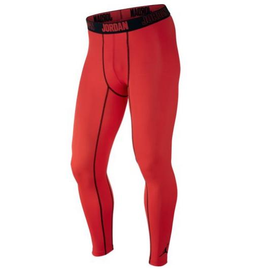 Другие товары JordanКомпрессионные брюки Air Jordan All Season Compression Tights<br><br>Цвет: Красный<br>Выберите размер US: M|L