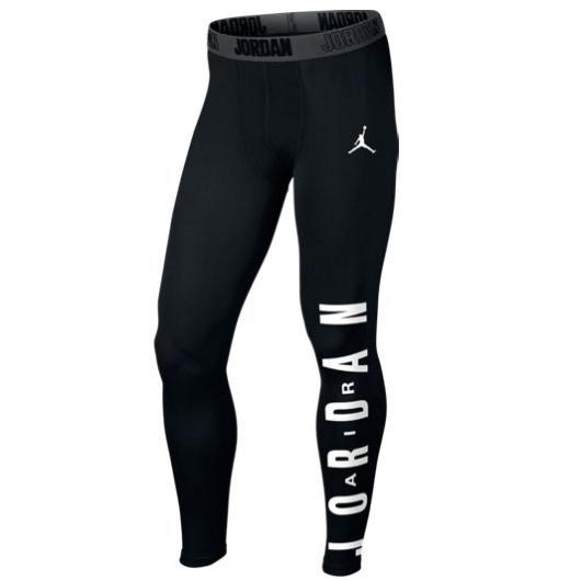 Другие товары JordanКомпрессионные брюки Air Jordan Classic Compression Tight<br><br>Цвет: Чёрный<br>Выберите размер US: S|L|XL