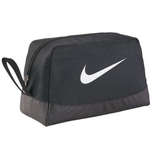 Другие товары NikeКосметичка спортивная Nike Club Team Toiletry Bag<br><br>Цвет: Чёрный<br>Выберите размер US: 1SIZE