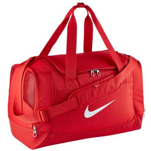 Другие товары NikeСумка спортивная Nike Club Team S Duff<br><br>Цвет: Красный<br>Выберите размер US: 1SIZE