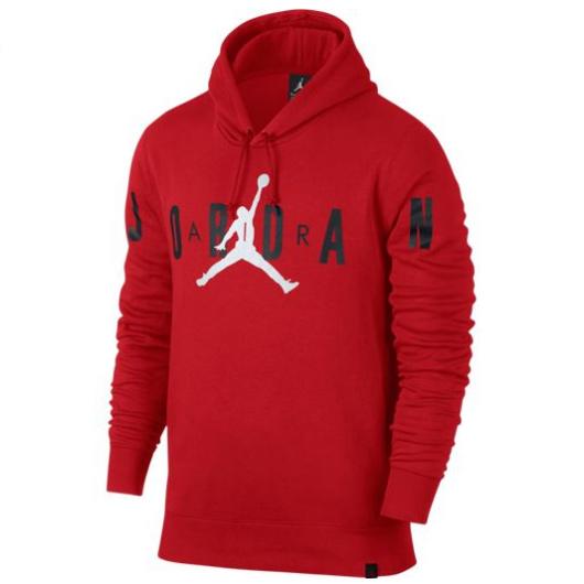 Другие товары JordanТолстовка Air Jordan Flight Fleece Graphic Pullover HoodieСпортивная толстовка Jordan Brand, 78% хлопок, 22% полиэстер<br><br>Цвет: Красный<br>Выберите размер US: XL|2XL|3XL
