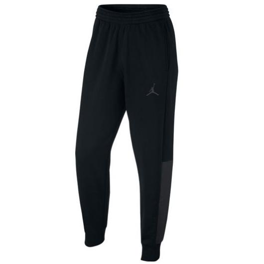 Другие товары JordanБрюки Air Jordan Jumpman Brushed WC Pant<br><br>Цвет: Чёрный<br>Выберите размер US: L|XL
