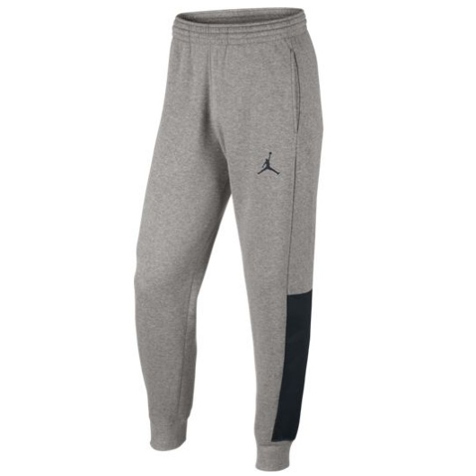 Другие товары JordanБрюки Air Jordan Jumpman Brushed WC Pant<br><br>Цвет: Серый<br>Выберите размер US: M|L|XL