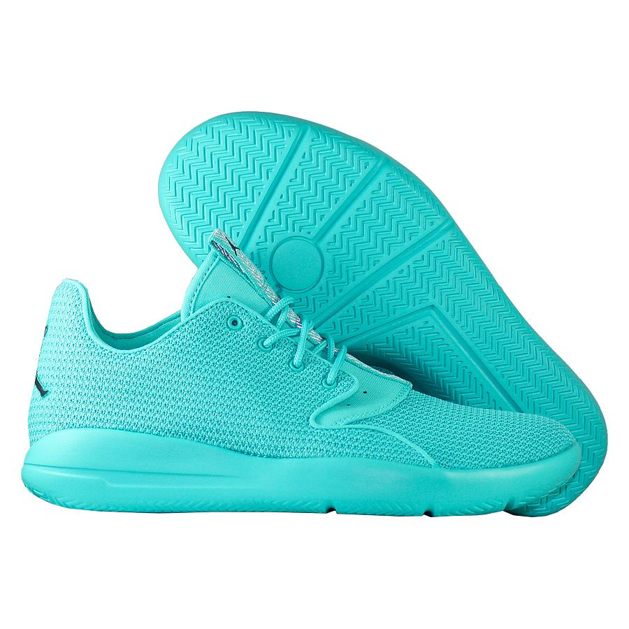Кроссовки JordanКроссовки детские Air Jordan Eclipse GS<br><br>Цвет: Зелёный<br>Выберите размер US: 4|5|5,5|7