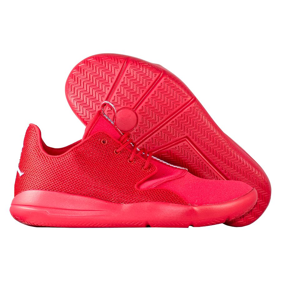 Кроссовки JordanКроссовки детские Air Jordan Eclipse GS<br><br>Цвет: Красный<br>Выберите размер US: 4|5|6|6,5|7