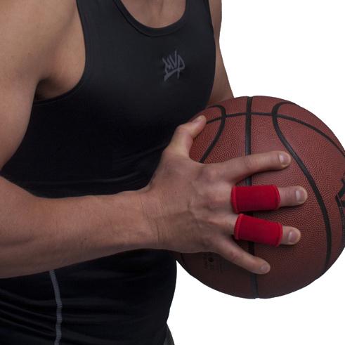 Другие товары MVPНапальчники MVP Finger Band<br><br>Цвет: Красный<br>Выберите размер US: 1SIZE
