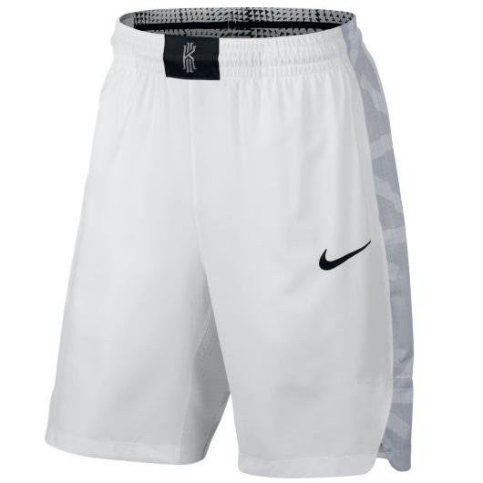 Другие товары NikeШорты баскетбольные Nike Flex Kyrie Hyper Elite Short<br><br>Цвет: Белый<br>Выберите размер US: S|M|L|XL|2XL