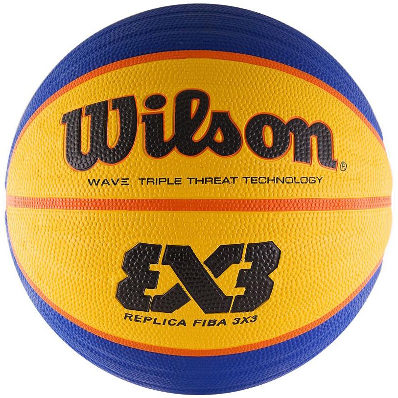 Другие товары WilsonБаскетбольный мяч Wilson FIBA 3x3 Replica размер 6<br><br>Цвет: Жёлтый<br>Выберите размер US: 6