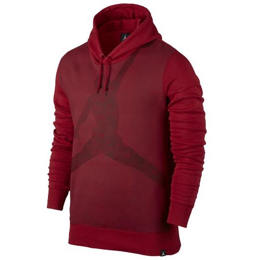Другие товары JordanТолстовка Air Jordan Brushed Graphic 1 Pullover HoodieСпортивная толстовка Jordan Brand, 78% хлопок, 22% полиэстер<br><br>Цвет: Красный<br>Выберите размер US: M|XL|2XL|3XL