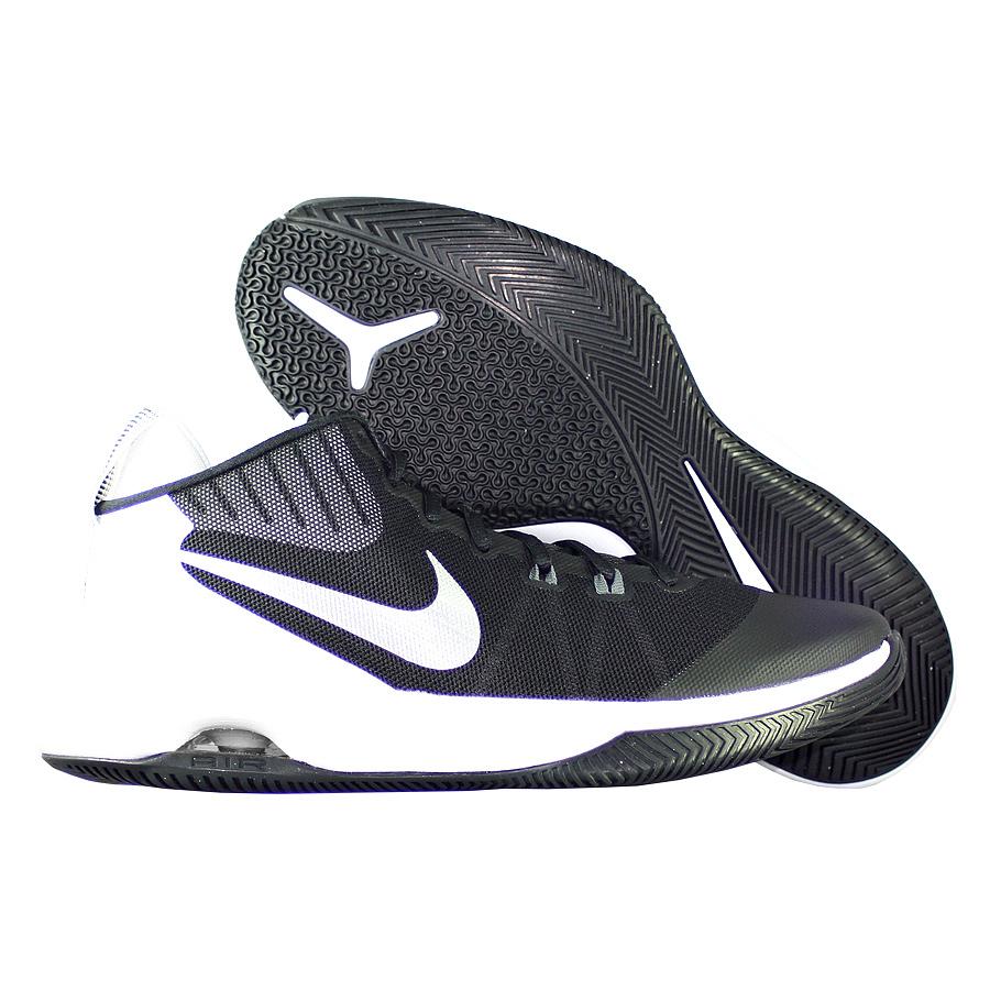 Кроссовки NikeКроссовки баскетбольные Nike Air Versatile<br><br>Цвет: Чёрный<br>Выберите размер US: 8,5|13