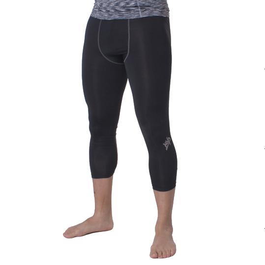 Другие товары MVPКороткие компрессионные брюки MVP Leggins 3/4<br><br>Цвет: Чёрный<br>Выберите размер US: S|L|XL|2XL