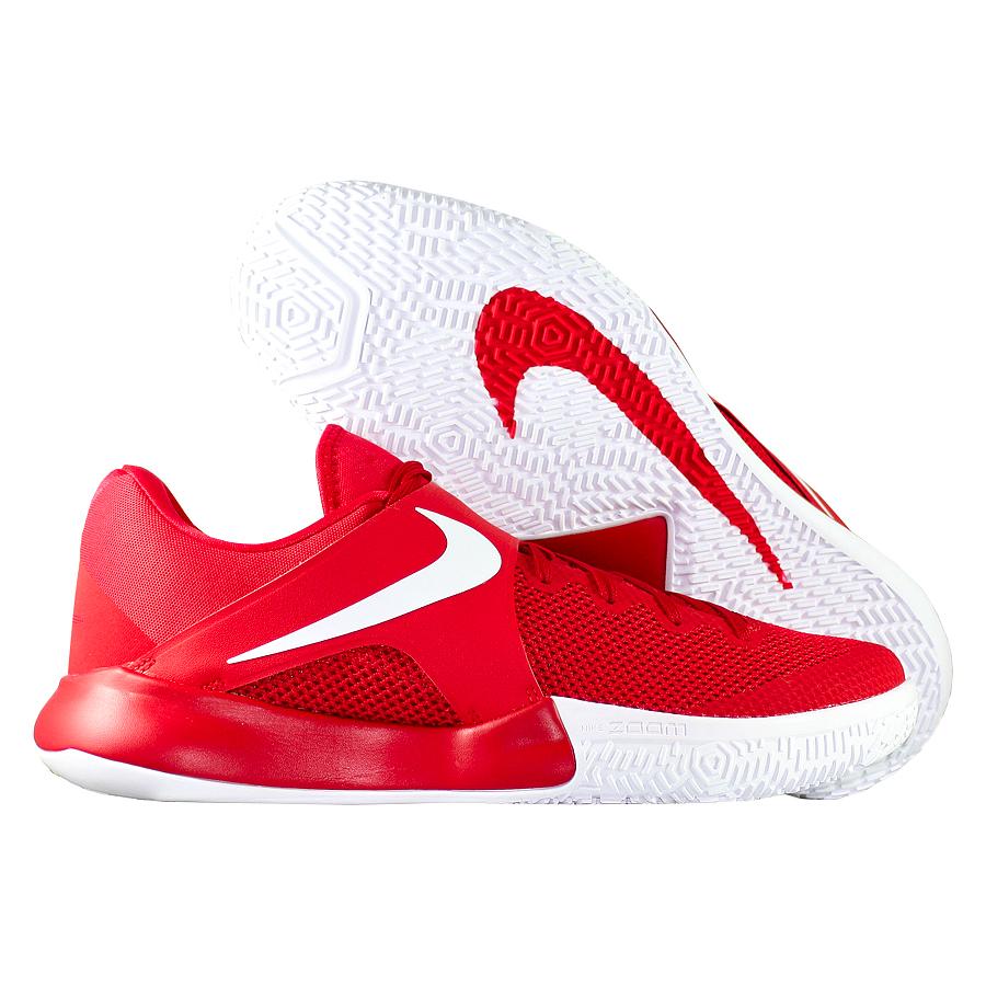 Кроссовки NikeКроссовки баскетбольные Nike Zoom Live 2017Командные кроссовки Коби Брайанта - KB Mentality - отличное сочетание цены и качества! Низкий профиль обеспечиват свободу движения своему обладателю. Подошва немаркая, обладает хорошим сцеплением. Отличный выбор для всех игроков!<br><br>Цвет: Красный<br>Выберите размер US: 10|10,5|11|12|13