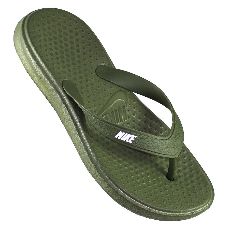 Другие товары NikeСланцы Nike Solay Thong<br><br>Цвет: Зелёный<br>Выберите размер US: 9|10|11|12