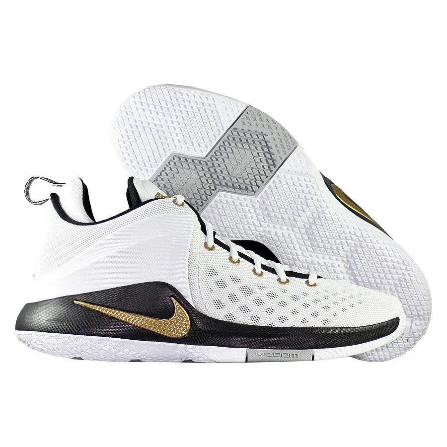 Кроссовки NikeКроссовки баскетбольные Nike Zoom WitnessМужские баскетбольные кроссовки Nike Zoom Air Witness с инновационной обхватывающей пятку вставкой из пеноматериала обеспечивают поддержку при движении в любом направлении без утяжеления. Вставки Nike Zoom Air в передней части обеспечивают амортизацию для взрывной скорости во время игры.<br><br>Цвет: Белый<br>Выберите размер US: 9|11|12|13
