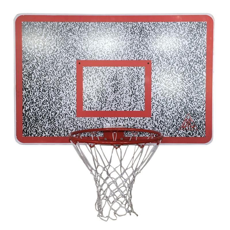 Другие товары DFCБаскетбольный щит DFC 50quot; BOARD50MМобильная баскетбольная стойка DFC. В основание стойки необходимо залить воду или засыпать песок. Для перемещения стойки по площадке в основании предусмотрены ролики.<br><br>Цвет: Серый<br>Выберите размер US: 1SIZE