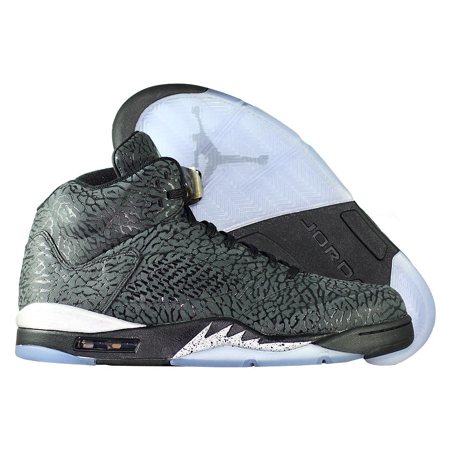 Кроссовки JordanКроссовки баскетбольные Air Jordan 3LAB5 quot;Metallic Silverquot;<br><br>Цвет: Чёрный<br>Выберите размер US: 10