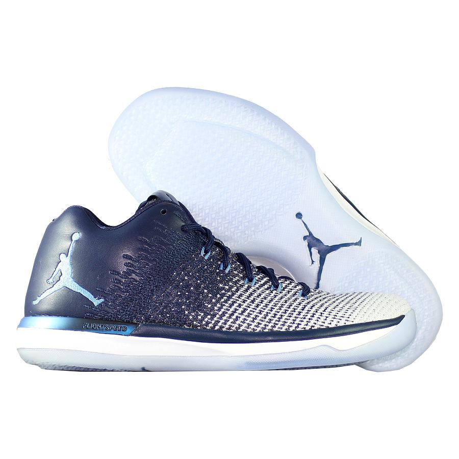 Кроссовки JordanКроссовки баскетбольные Air Jordan 31 (XXX1) Low quot;Midnight Navyquot;<br><br>Цвет: Синий<br>Выберите размер US: 8