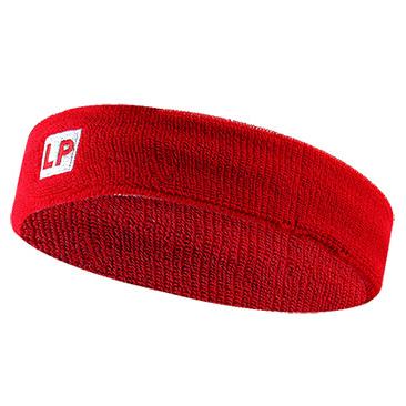 Другие товары LP SupportПовязка на голову LP Head Sweat Band<br><br>Цвет: Красный<br>Выберите размер US: 1SIZE