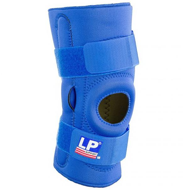 Неопреновый стабилизатор колена с шарнирами LP Hinged Knee Stabilizer