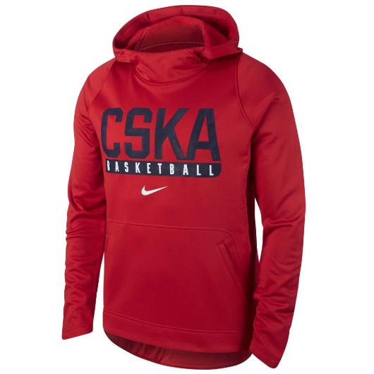 Другие товары NikeХуди Nike CSKA Moscow Elite HoodyТолстовка Nike с капюшоном, 100% полиэстер, машинная стирка возможна.<br><br>Цвет: Красный<br>Выберите размер US: M|L