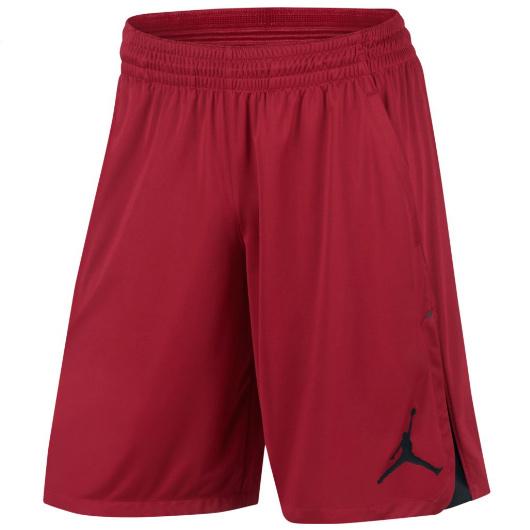 Другие товары JordanШорты баскетбольные Air Jordan Dry 23 Tech Short<br><br>Цвет: Красный<br>Выберите размер US: XL|3XL