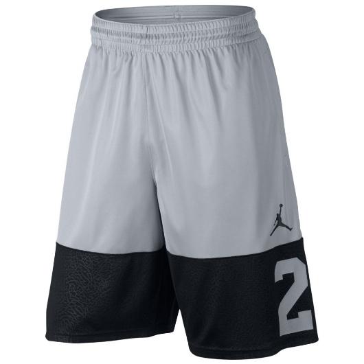 Другие товары JordanШорты баскетбольные Air Jordan Rise Twenty-Three Shorts<br><br>Цвет: Серый<br>Выберите размер US: M|L