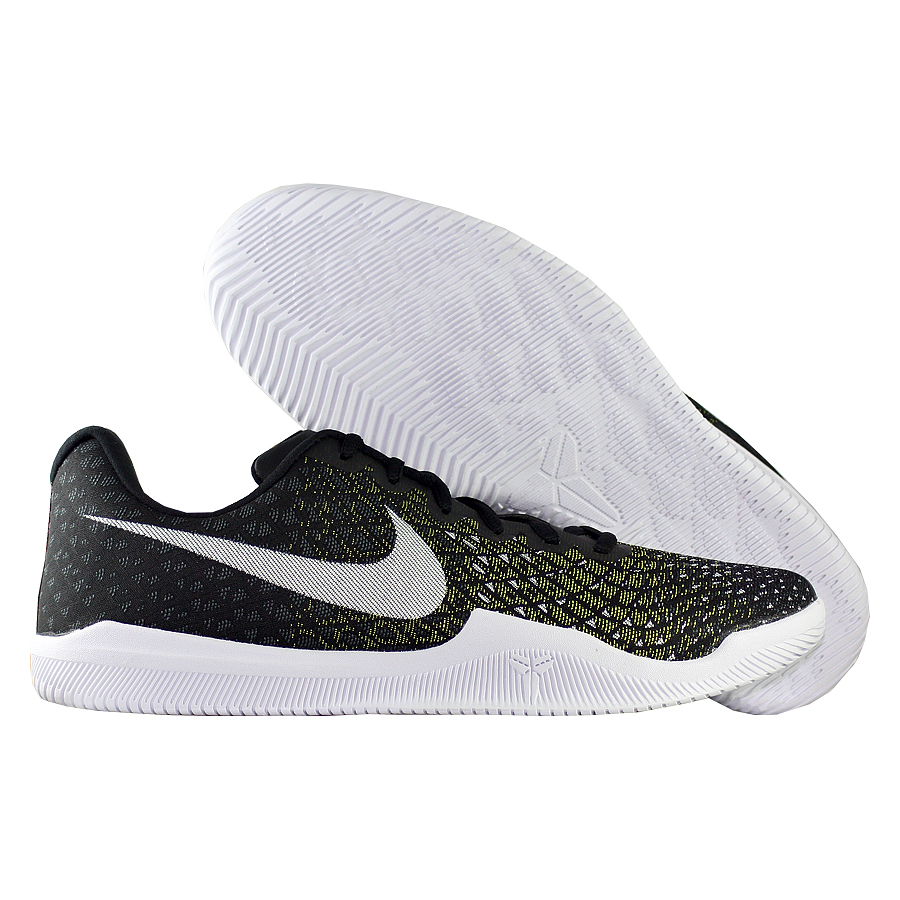 Кроссовки NikeКроссовки баскетбольные Nike Mamba InstinctКомандные кроссовки Коби Брайанта - KB Mentality - отличное сочетание цены и качества! Низкий профиль обеспечиват свободу движения своему обладателю. Подошва немаркая, обладает хорошим сцеплением. Отличный выбор для всех игроков!<br><br>Цвет: Чёрный<br>Выберите размер US: 9|9,5|10|10,5|11|11,5|12|13