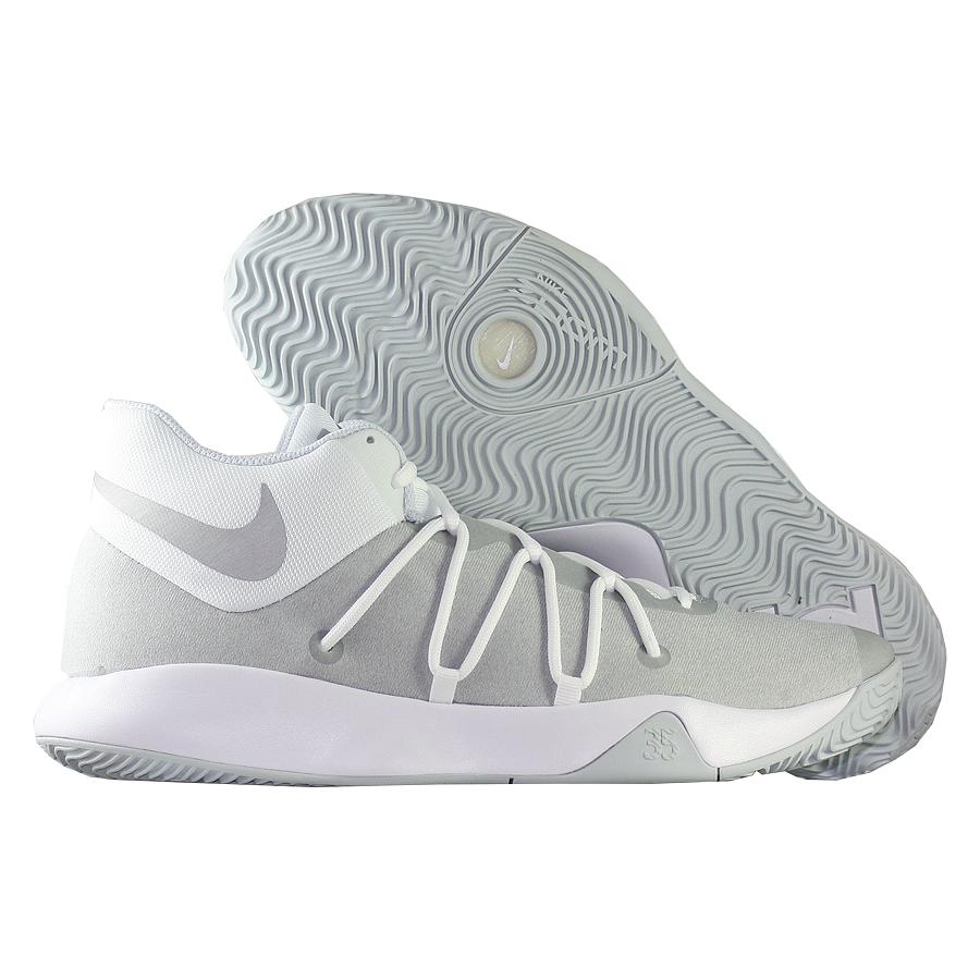 Кроссовки NikeКроссовки баскетбольные Nike KD Trey 5 V quot;Pure Platinumquot;<br><br>Цвет: Белый<br>Выберите размер US: 12,5|13|9|9,5|10|10,5|11|11,5|12