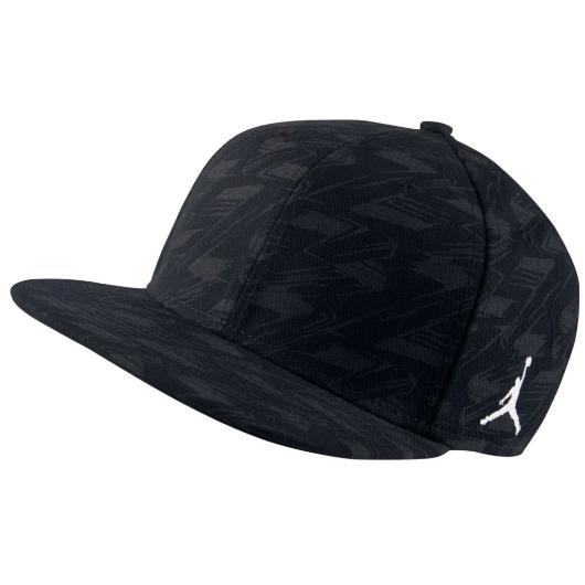 Другие товары JordanКепка Air Jordan 8 Snapback HatКепка Jordan, размерная, эластичная.<br><br>Цвет: Чёрный<br>Выберите размер US: 1SIZE