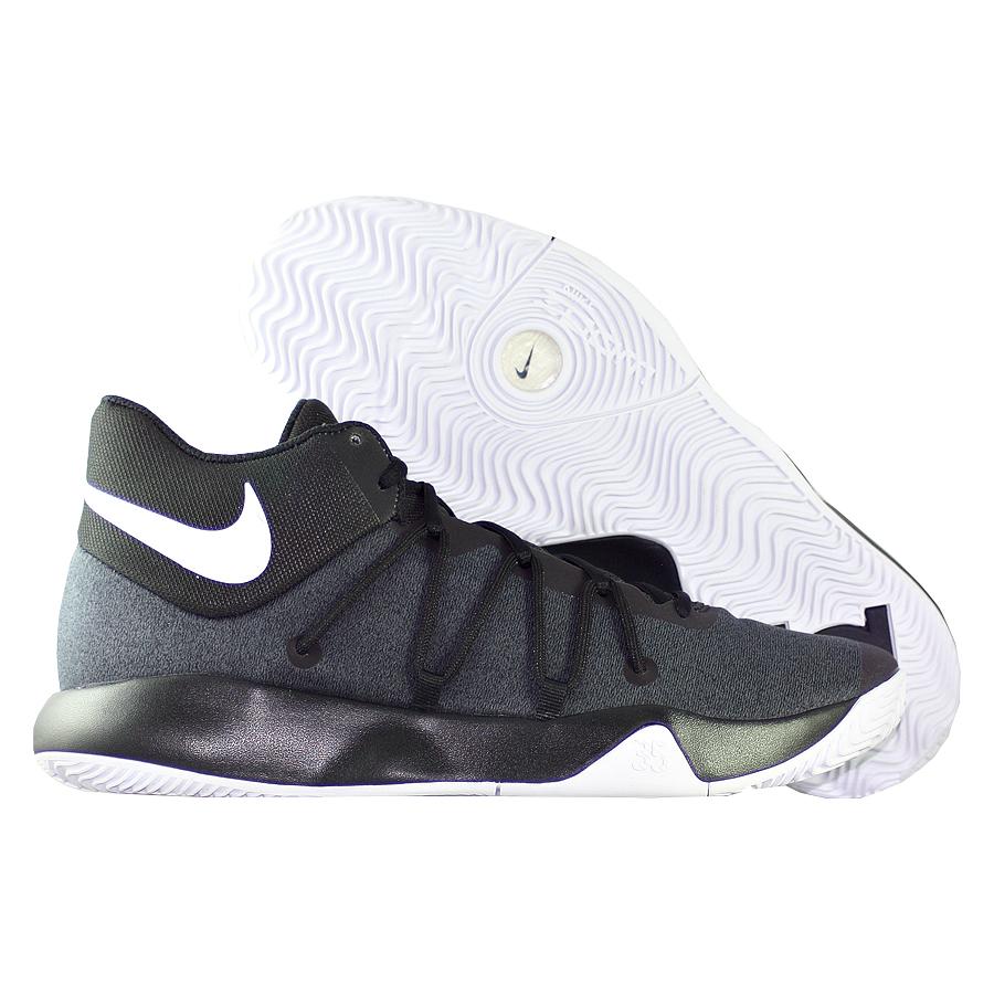 Кроссовки NikeКроссовки баскетбольные Nike KD Trey 5 V<br><br>Цвет: Чёрный<br>Выберите размер US: 9|9,5|10|10,5|11,5|13|14