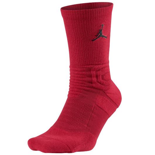 Другие товары JordanНоски Air Jordan Ultimate Flight Crew 2.0 Basketball SocksНоски Jordan Brand<br><br>Цвет: Красный<br>Выберите размер US: L