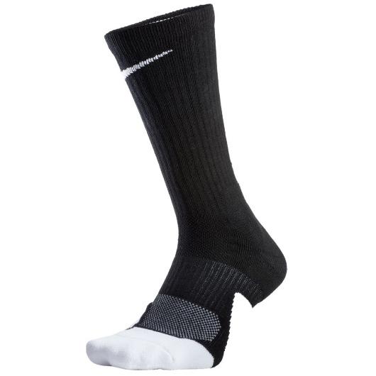 Другие товары NikeНоски баскетбольные Nike Nike Dry Elite 1.5 Crew Basketball SockНоски Jordan Brand<br><br>Цвет: Чёрный<br>Выберите размер US: L