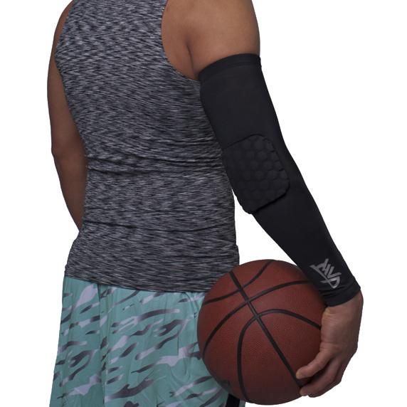Рукав компрессионный с защитой MVP Protective Arm Sleeve Comb фото