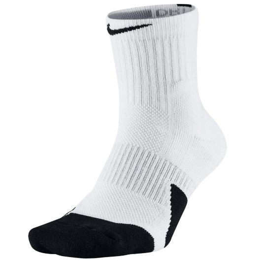 Другие товары NikeНоски баскетбольные Nike Elite 1.5 Mid Basketball SockНоски Jordan Brand<br><br>Цвет: Белый<br>Выберите размер US: M|L|XL
