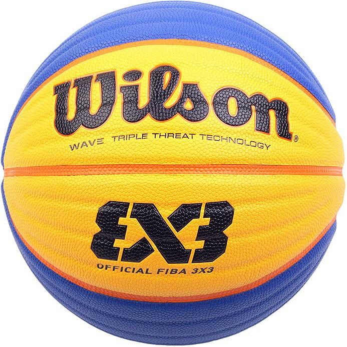 Баскетбольный мяч Wilson FIBA 3x3 Official размер 6 фото