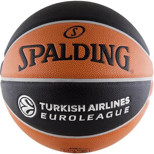 Другие товары SpaldingБаскетбольный мяч Spalding TF-1000 Legacy Euroleague Official размер 7<br><br>Цвет: Мульти<br>Выберите размер US: 7