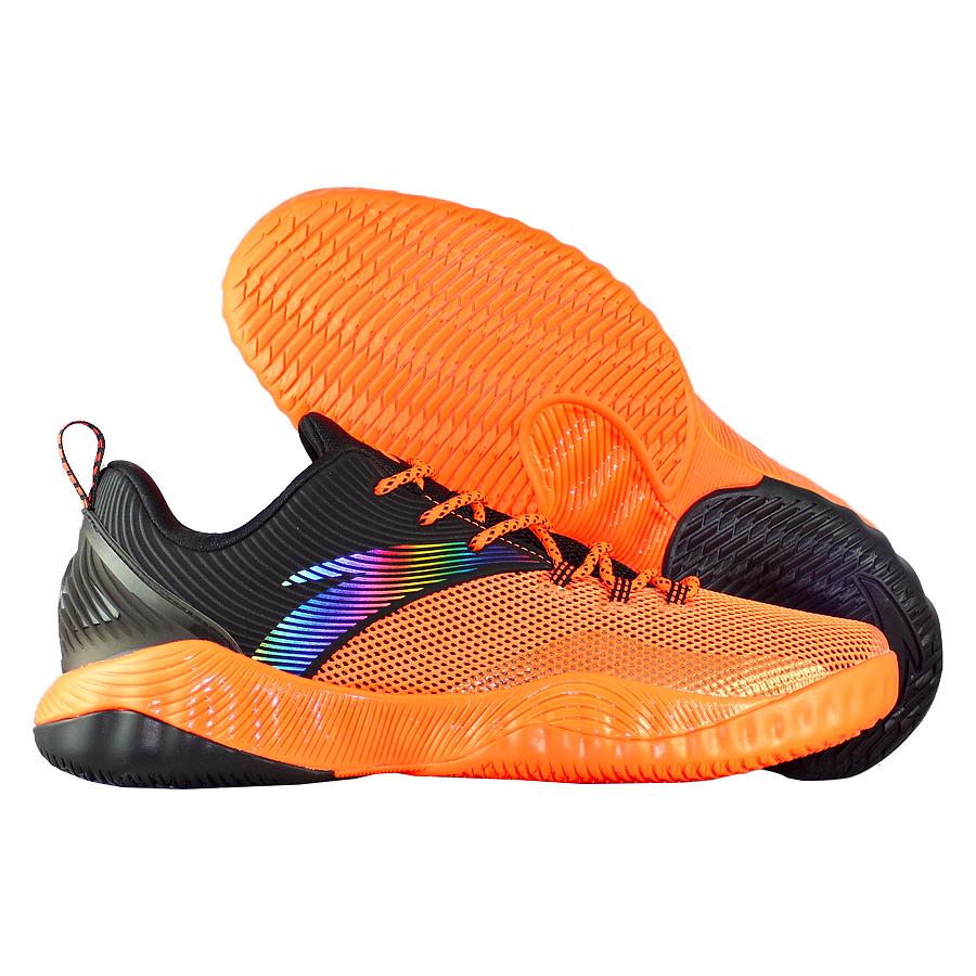 Кроссовки ANTAКроссовки баскетбольные ANTA Klay Thompson KT Outdoor 2 Low<br><br>Цвет: Оранжевый<br>Выберите размер US: 8,5|10