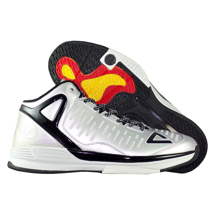 Кроссовки PEAKКроссовки баскетбольные PEAK TP9 II<br><br>Цвет: Серый<br>Выберите размер US: 9.5|10|10.5|12|13.5