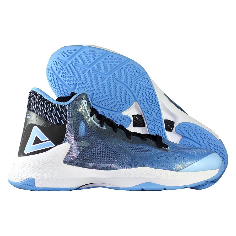 Кроссовки PEAKКроссовки баскетбольные PEAK Ultralight<br><br>Цвет: Голубой<br>Выберите размер US: 9|9,5